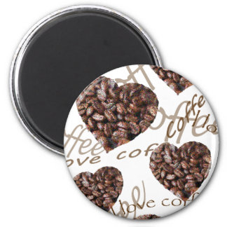 I Love Coffee!! Magnet