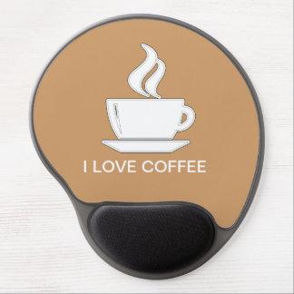 I Love Coffee Mousepads