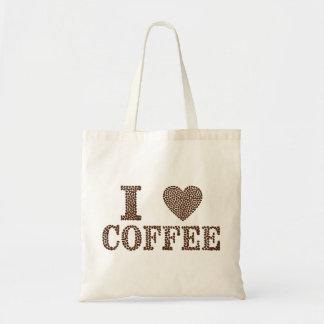 I Love Coffee Tote