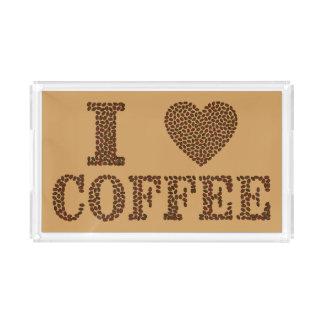 I love coffee tray for coffee lovers