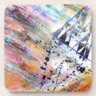 I Love Cologne cathedral Coaster
