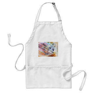 I Love Cologne cathedral Standard Apron