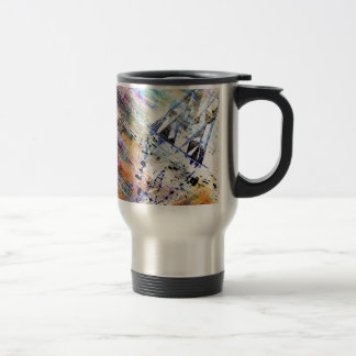 I Love Cologne cathedral Travel Mug