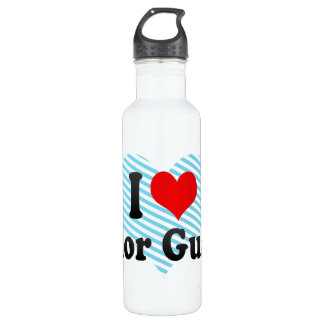 I love Color Guard 710 Ml Water Bottle
