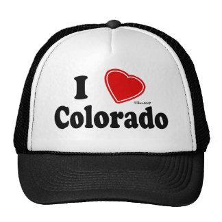 I Love Colorado Mesh Hat