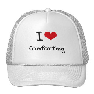I love Comforting Mesh Hat