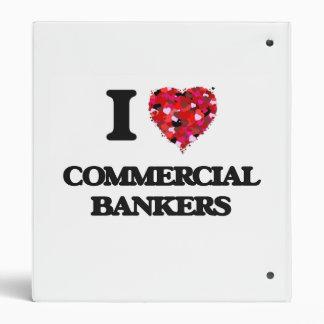 I love Commercial Bankers Vinyl Binders