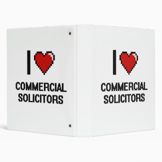 I love Commercial Solicitors Binders