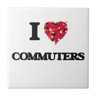 I love Commuters Tile