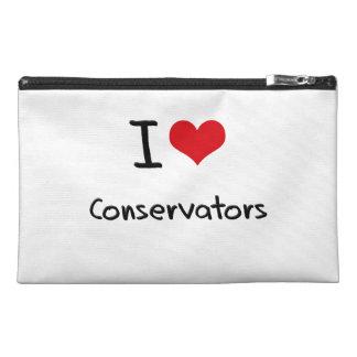 I love Conservators Travel Accessories Bag