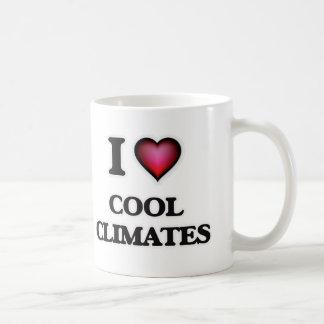 I love Cool Climates Coffee Mug