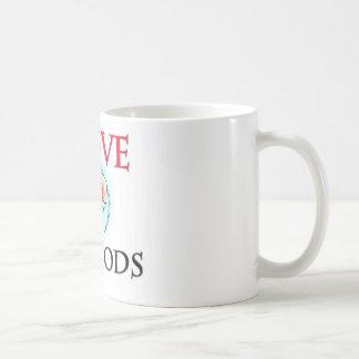I Love Copepods Coffee Mug