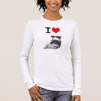 I Love Corgi Butts Long Sleeve T-Shirt