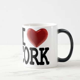 I Love CORK Magic Mug