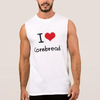 I love Cornbread Sleeveless Shirt