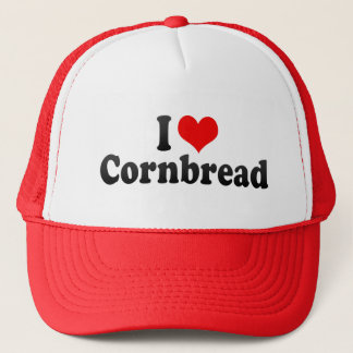I Love Cornbread Trucker Hat
