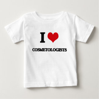 I love Cosmetologists T Shirt