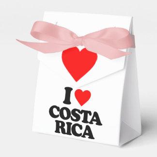 I LOVE COSTA RICA FAVOR BOX