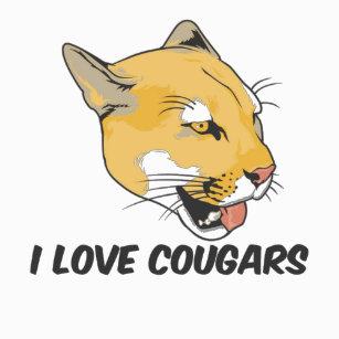 i love cougars