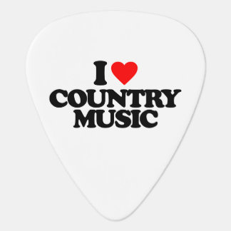 I LOVE COUNTRY MUSIC PICK