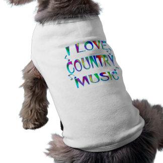 I Love Country Shirt