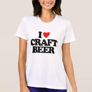 I LOVE CRAFT BEER T-SHIRTS