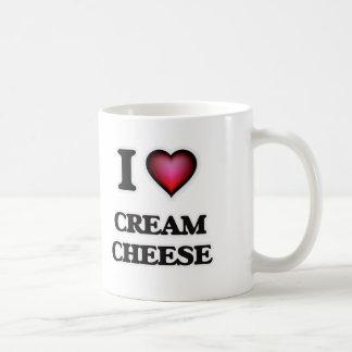 I love Cream Cheese Coffee Mug