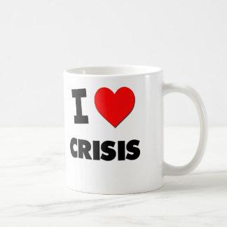 I love Crisis Coffee Mug
