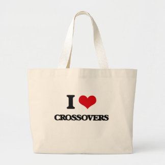 I love Crossovers Bags