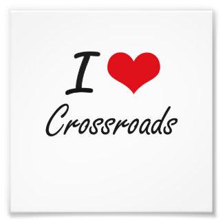 I love Crossroads Photograph