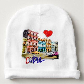 I love Cuba Baby Beanie