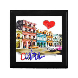 I love Cuba Gift Box