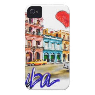 I love Cuba iPhone 4 Cover