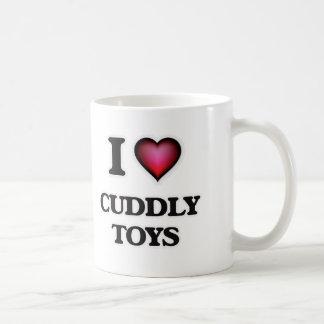 I love Cuddly Toys Coffee Mug