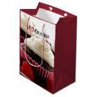 I Love Cupcakes Medium Gift Bag