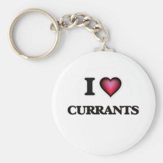 I love Currants Keychain