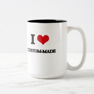 I love Custom-Made Two-Tone Coffee Mug