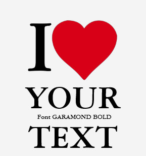 Garamond Clothing - Apparel, Shoes & More   Zazzle CA