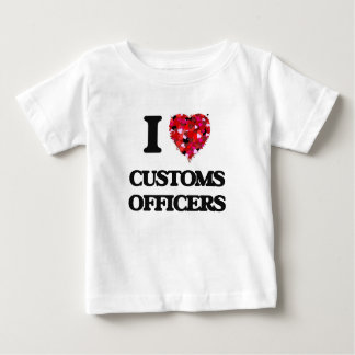 I love Customs Officers Shirts