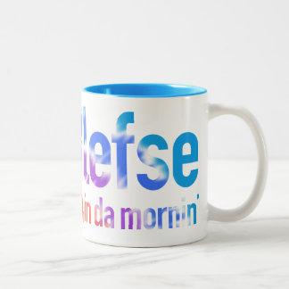 I Love Da Smell of Lefse in Da Morning Mug