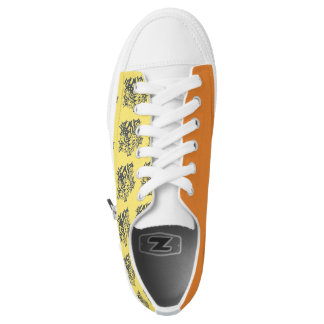 I love Daffodils Low-Top Sneakers