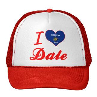 I Love Dale, Wisconsin Trucker Hat