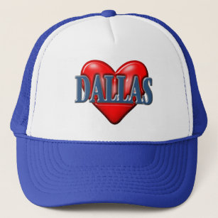 ... france i love dallas texas trucker hat 7ed52 3b2e1 475af69a0390