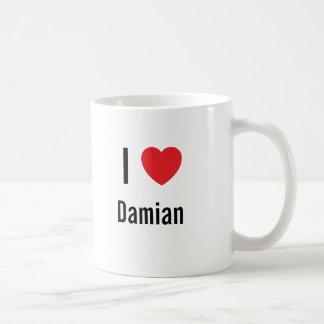 I love Damian Coffee Mug