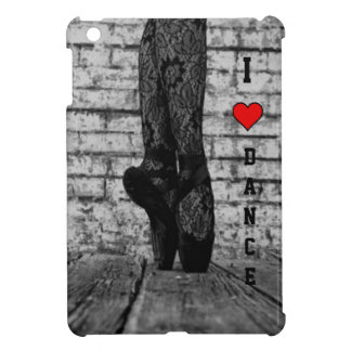 I Love Dance iPad Mini Case