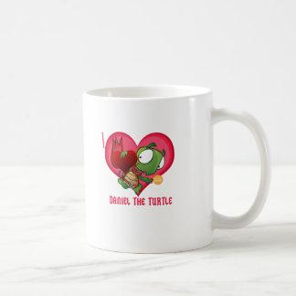 I love Daniel the Turtle Coffee Mug