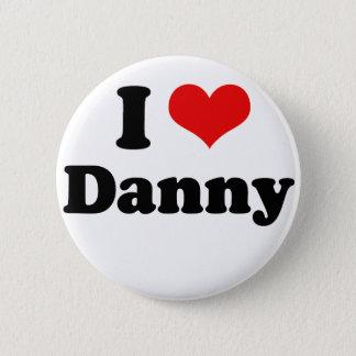 I Love Danny Gokey 2 Inch Round Button