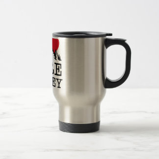 """I Love Dare Valley"" Travel Mug"