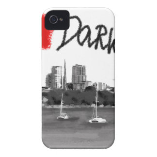 i love Darwin iPhone 4 Case