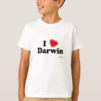 I Love Darwin T-Shirt